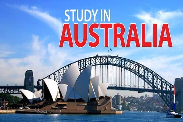 Studying abroad in Australia